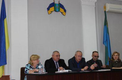 23 квітня, на пленарному засіданні 20 сесії міської ради депутати розглянули понад 30 питань.
