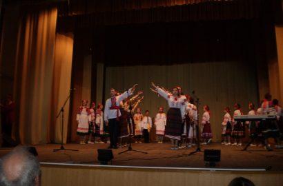Зразковий вокальний ансамбль «Світлячок» став володарем Гран-Прі.
