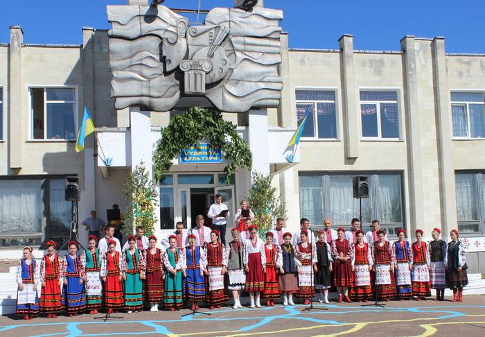VІІІ обласний фольклорний фестиваль-конкурс імені Василя Полевика