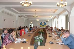 Робоча група приступила до розгляду питання передачі лісів місцевим ОТГ