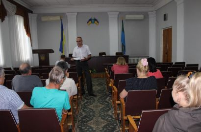 Нарада з суб'єктами господарювання до Дня незалежності України