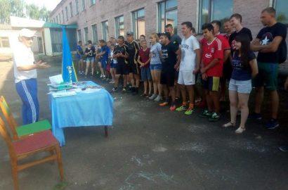 18 серпня в селі Стара Рудня відбулася районна Спартакіада пам'яті загиблого воїна-афганця Василя Михальченка.