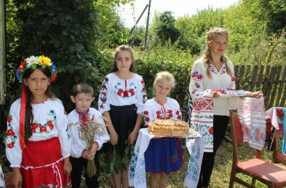 У неділю, у мальовничому с. Хотуничі святкували День села мешканці сіл Хотуничі, Камка,  Крестопівщина