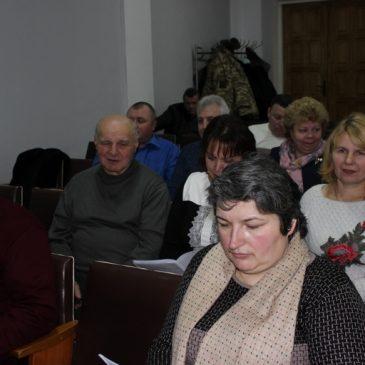28 грудня відбулось ІІ пленарне засідання 30 сесії міської ради під головуванням міського голови Олександра Медведьова