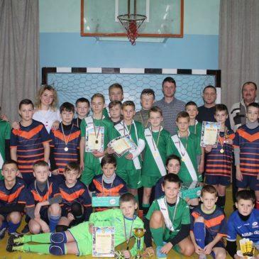 3-4 січня відбулася відкрита першість Сновської ДЮСШ з міні-футболу