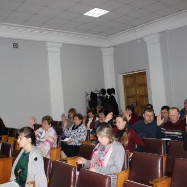 19 березня 2019 року, під головуванням міського голови Олександра Медведьова, відбулось чергове, 32 засідання виконавчого комітету Сновської міської ради