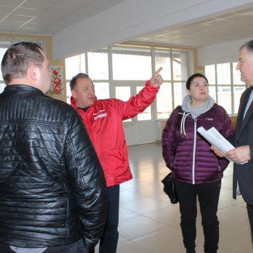 29 березня з робочим візитом перебував на Сновщині народний депутат України Василь Амельченко