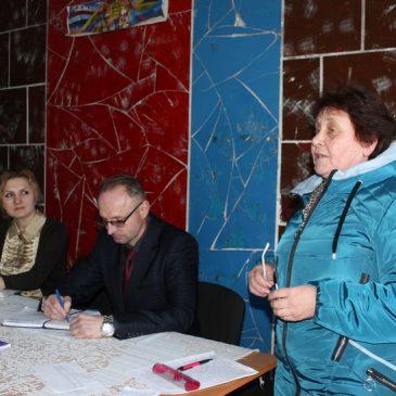Продовжуються збори громадян в сільських населених пунктах Сновської ОТГ