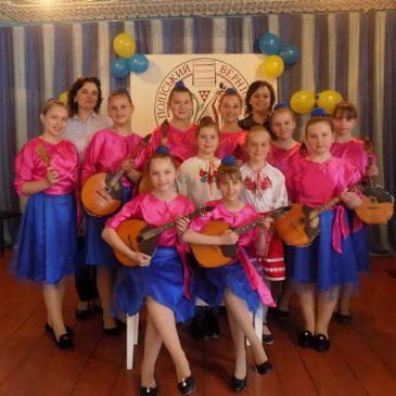 VІІІ відкритий Всеукраїнський конкурс  виконавців на народних інструментах «Поліський вернісаж»