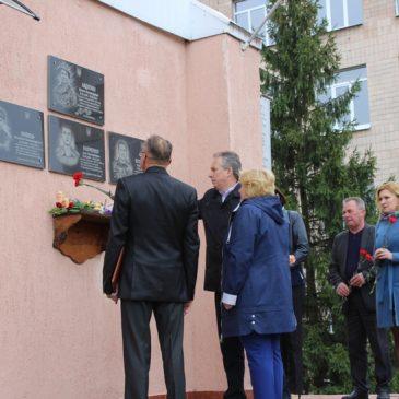 На Сновщині вшанували пам'ять загиблих воїнів