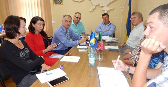 Днями у Менській громаді зібралися представники трьох міст Сновська, Бахмача і Мени.
