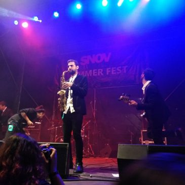Рок-фестиваль «SNOV Summer Fest»