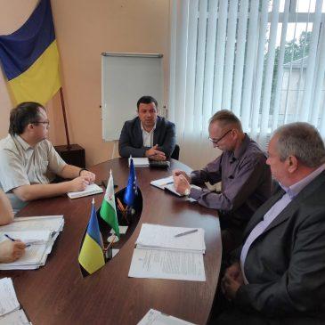 Відбулась нарада щодо реконструкції каналізаційної мережі у Сновську