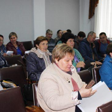 20 вересня 2019 року, під головуванням міського голови Олександра Медведьова, відбулось чергове засідання виконавчого комітету Сновської міської ради