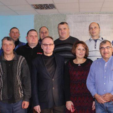 Олександр Медведьов привітав дружний колектив зв'язківців з професійним святом
