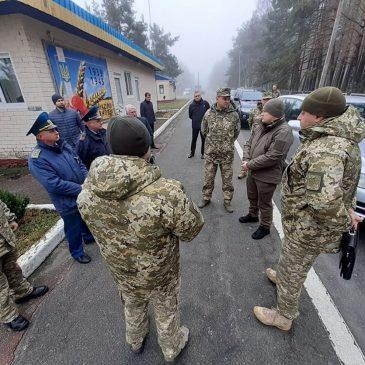 Голова облдержадміністрації Андрій Прокопенко проінспектував державний кордон