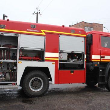 Для рятувальників з місцевого бюджету у 2019 році виділено 63 тисячі гривень