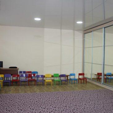 Дитячий садок №1 у Сновську оновлюється