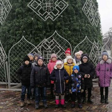 «Зимова казка» для дітей, які потребують особливої соціальної уваги