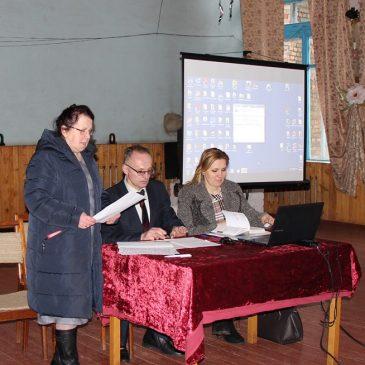 Саме земельні питання потребували найбільшого роз'яснення серед мешканців с.Гірськ