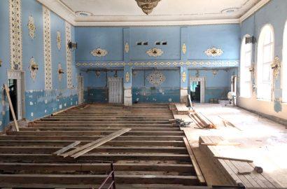 У Петрівці триває реконструкція будинку культури