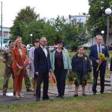 В Україні відповідно до Указу Президента 29 серпня другий рік оголошено Днем пам'яті захисників України, які загинули в боротьбі за незалежність, суверенітет і територіальну цілісність нашої держави.