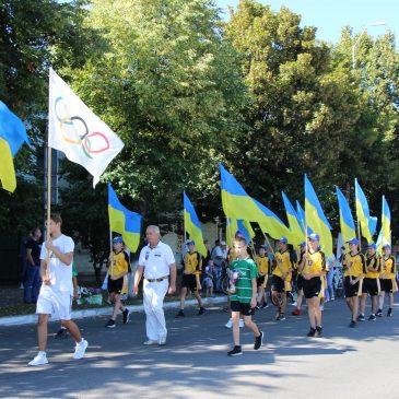 На Сновщині відзначили День Державного Прапора та 29-ту річницю незалежності України