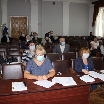 50 сесія міської ради. Депутати розглянули понад 40 проектів рішень