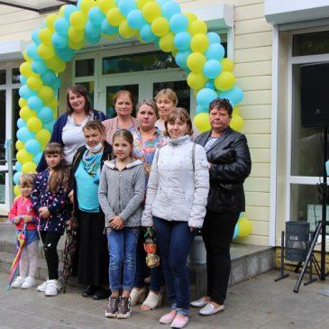 У с. Тур'я 28 серпня урочисто відкрили новозбудовану амбулаторію загальної практики сімейної медицини.