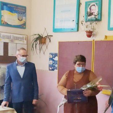 У Сновській ЗОШ І-ІІІ ст. №2 директором стала Світлана РОСИК