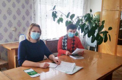 У Гірському старостинському окрузі Сновської міської ради працював мобільний консультативний пункт