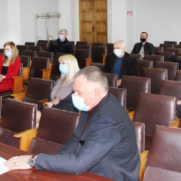 Відбулося чергове засідання комісії з питань техногенно-екологічної безпеки та надзвичайних ситуацій