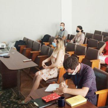 """Зустріч для активних жителів Сновщини """"Громадськість для громади"""""""