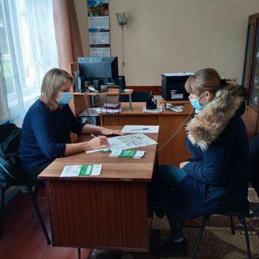 У Тур'янському старостинському округу Сновської міської ради працював мобільний консультативний пункт