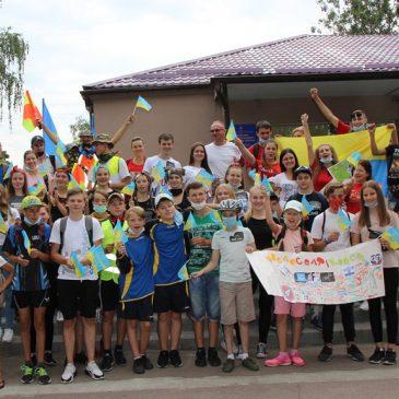 Активно, пізнавально і цікаво пройшов ВелоСелфіКвест у Сновську, який провела Молодіжна рада Сновської ОТГ при міському голові