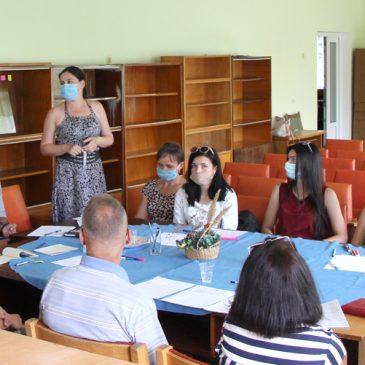 Відбулося чергове засідання Молодіжної ради Сновської ОТГ при міському голові