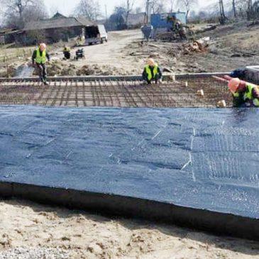 """У рамках проєкту """"Велике будівництво""""  відновлено роботи з ремонту мосту біля села Смяч"""