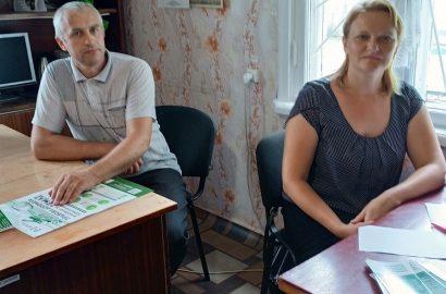 У Тихоновицькому старостинському округу Сновської міської ради працював мобільний консультативний пункт
