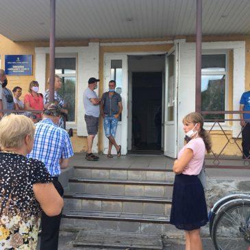 У Сновську розпочав роботу центр масової вакцинації проти коронавірусу