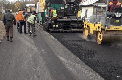 Відремонтовано ділянки доріг у Займищі та Тур'ї